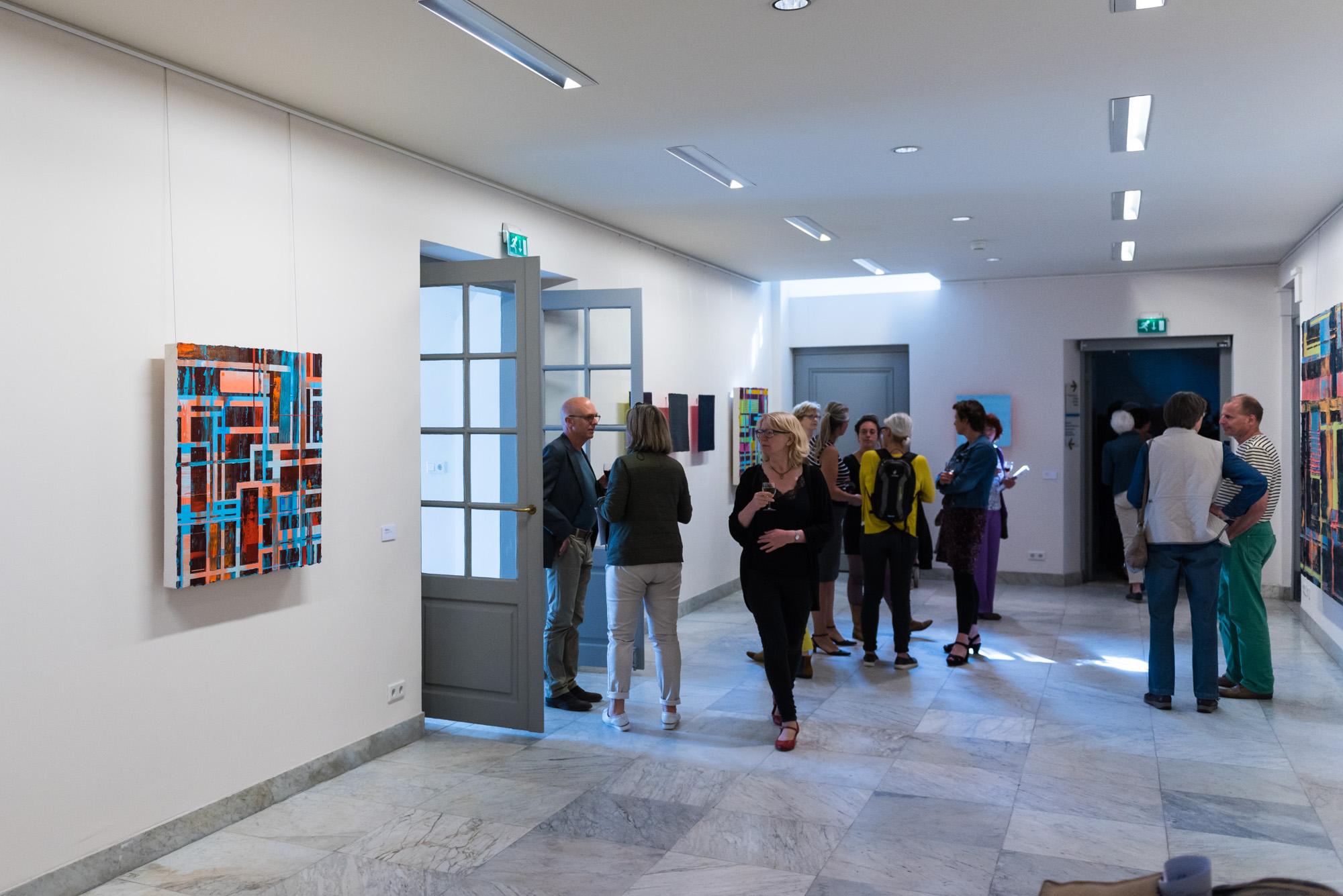 Opening in Haarlem